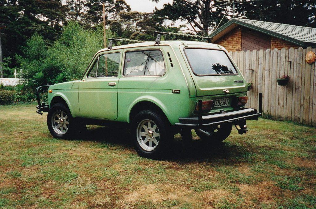1986 Lada Niva