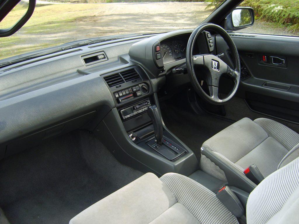 1989 Honda Prelude 2.0 4WS XX