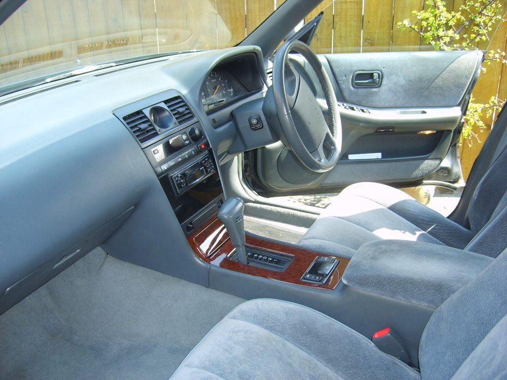 1991 Nissan Laurel Club S 2.0 litre 6 cylinder