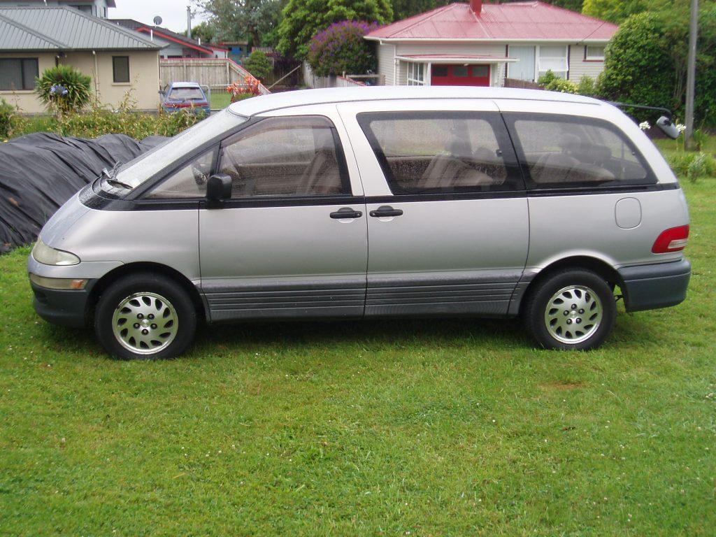1992 Toyota Estima Emina