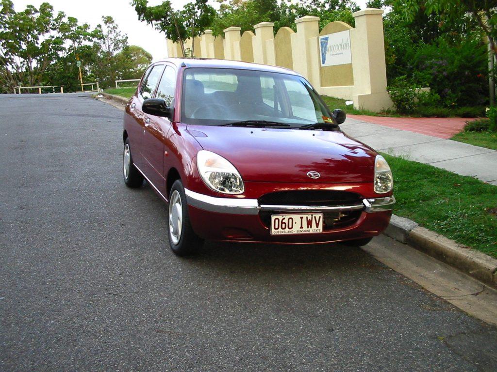 1998 Daihatsu Sirion 1.0 - 060IWV Queensland
