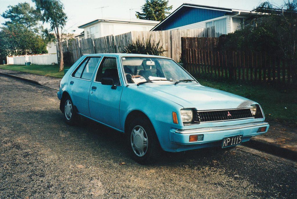 KP1115 - 1982 Mitsubishi Mirage