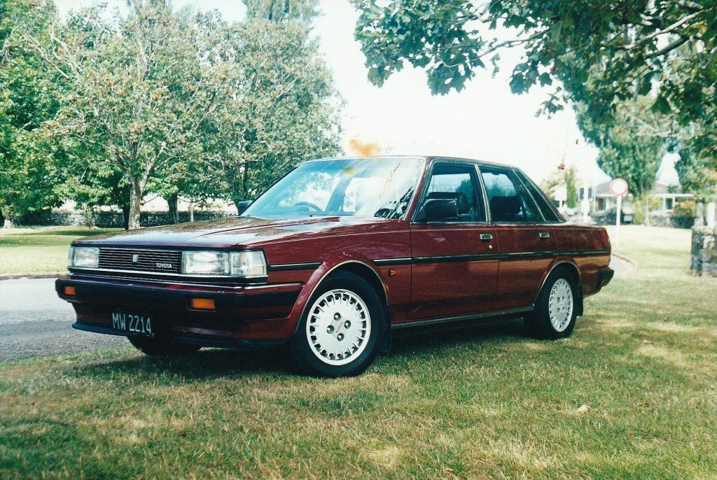1986 Toyota Cressida 2.8