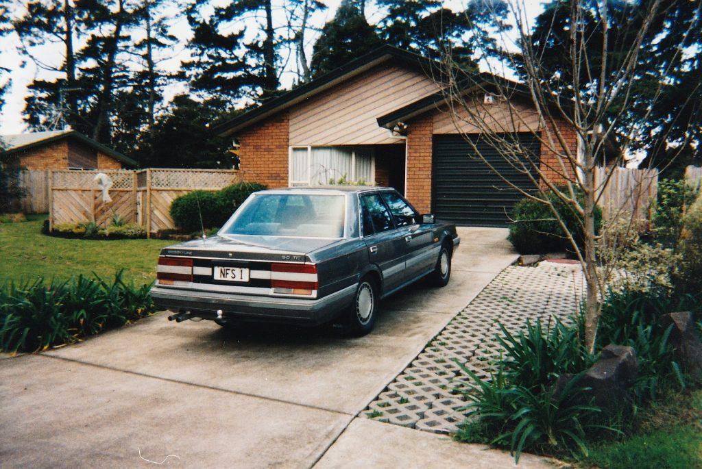 NFS1 - 1987 Nissan Skyline 3.0 TI