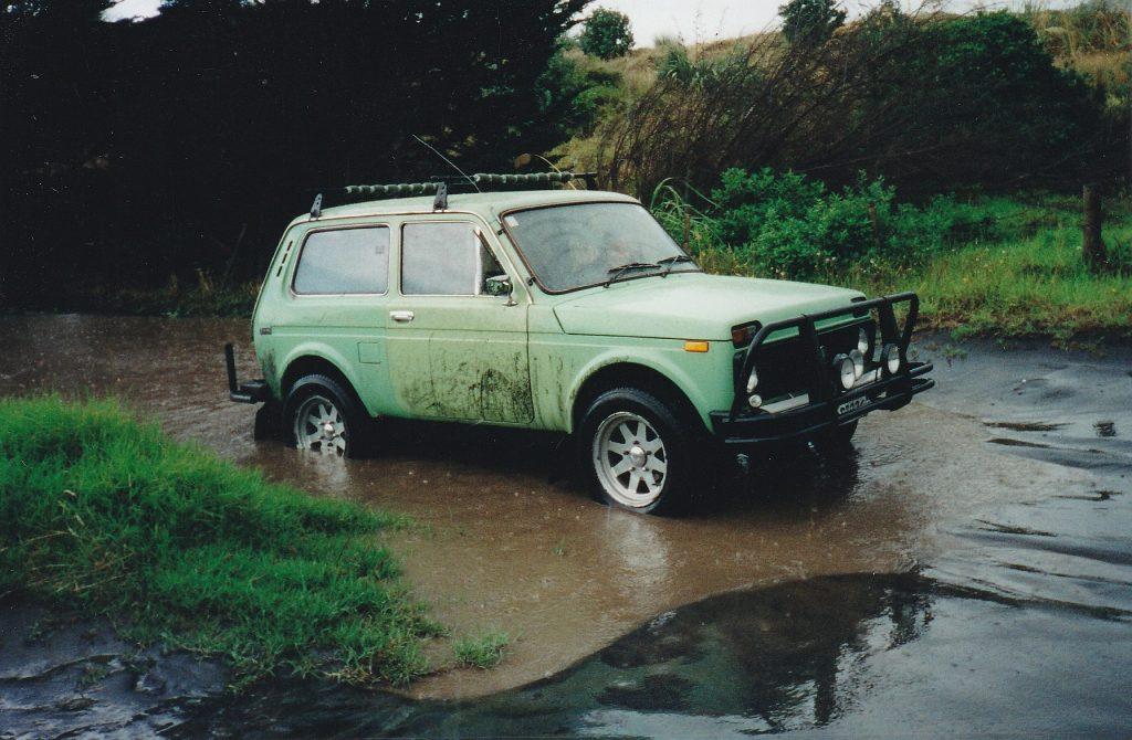 1986 Lada Niva 1.6 4x4 - SB2367 ZM2321