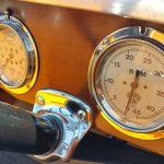 1924 Austin 12 Twelve RPM gauge