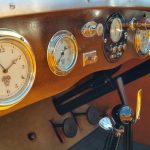 1924 Austin 12 Twelve wood dashboard