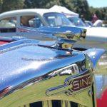 1952 Singer Roadster front grille ornament