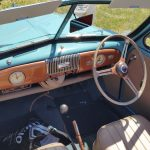 1954 Morris Minor convertible dashboard
