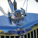 1956 Armstrong Siddeley Saphire hood ornament