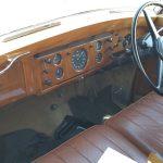 1958 Rolls Royce Silver Wraith dashboard
