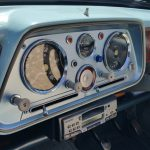 1960 Hillman Minx dashboard