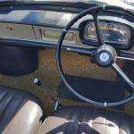 1964 Renault Caravelle dashboard