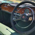 1966 Humber Super-Snipe dashboard