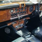 1967 Jaguar 420 dashboard