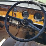 1968 Austin Princess dashboard