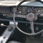 1968 Sunbeam Rapier dash