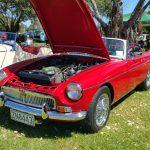1969 MG C Roadster