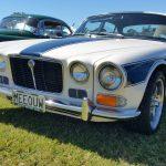 1970 Jaguar XJ6 front