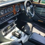 1970 Jaguar XJ6 interior & dash
