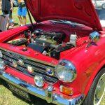 1970 Morris 1300 engine