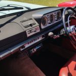 1970 Peugeot 404 dash and interior