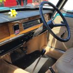 1971 Wolseley 1300 interior