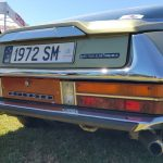 1972 Citroen SM rear