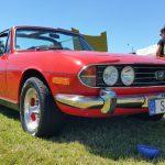 1975 Triumph Stag front