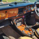 1975 Triumph Stag interior
