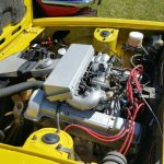 1976 Triumph Stag V8 engine