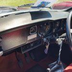 1977 Saab 96 interior
