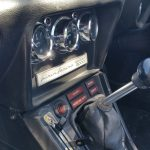 1980 Alfa Romeo Spider dashboard