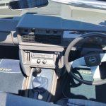 1981 Triumph TR7 dashboard