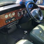 1999 Rover Mini Cooper dashboard