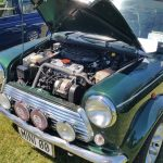 1999 Rover Mini Cooper engine