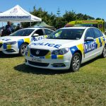 2017 Holden Commodore New Zealand Police vehicle