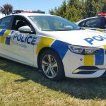 2018 Holden Commodore New Zealand Police vehicle