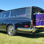Rolls Royce hearse